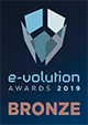 E volution awards19 bronze